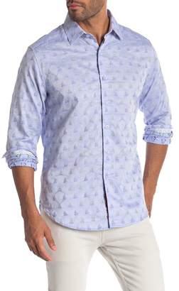 Robert Graham Pebbleton Long Sleeve Classic Fit Shirt