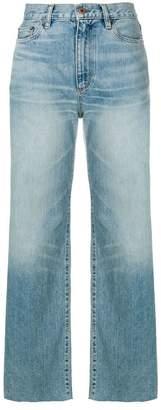 Simon Miller Girard cropped jeans