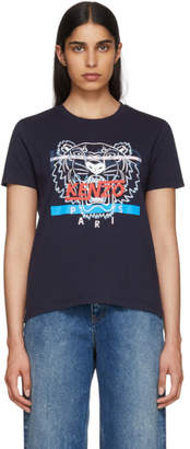 Kenzo Navy Limited Edition Hyper Tiger T-Shirt