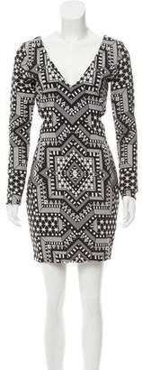 Mara Hoffman Jacquard Cutout Dress w/ Tags
