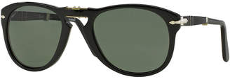 Persol Men's Folding 52Mm Polarized Sunglasses