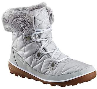 Columbia Women's Heavenly Shorty Camo Omni-Heat Low Rise Hiking Boots,7 40 EU