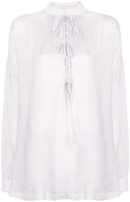 IRO oversized blouse