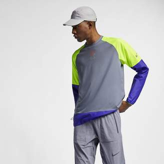 Nike Men's Long-Sleeve Running Top Element
