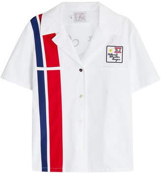 Stella Jean Cotton Shirt