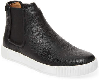 Michael Bastian Leather High-Top Sneaker