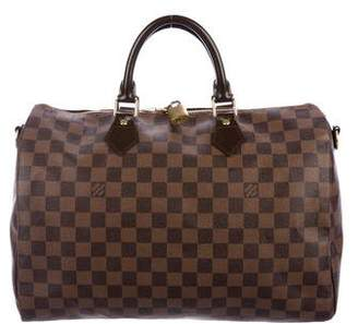Louis Vuitton Damier Speedy Bandoulière 35