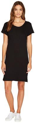 Alternative - Cotton Jersey Legacy T-Shirt Dress Women's Dress $48 thestylecure.com