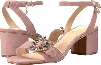 8b3073777f0 at Amazon.com · Nanette Lepore Nanette Women s Rae Heeled Sandal