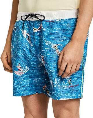 09c2347a40 Scotch & Soda Men's Swimsuits - ShopStyle