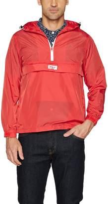 HUF Men's Sequoia Anorak Jacket