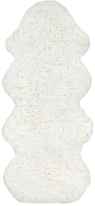 nuLoom One And A Half Piece Faux Hand-Tufted Synthetic Animal Print Rug