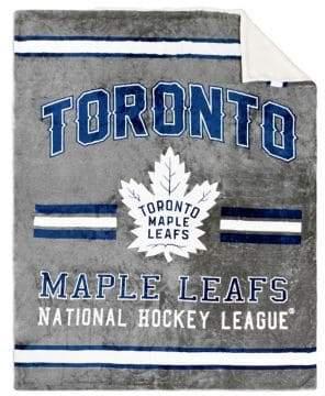 Molson NHL Toronto Maple Leafs Throw