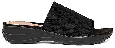 JCPenney YuuTM Jaylin Stretch-Fabric Slide Sandals