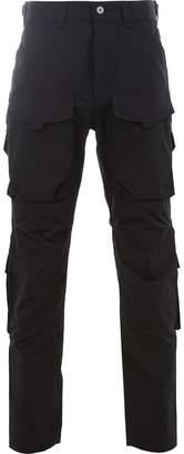 Junya Watanabe cargo pockets trousers