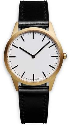 Uniform Wares C35 two-hand watch