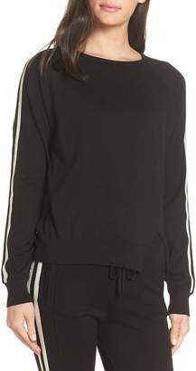 Rag Doll RAGDOLL Stripe Lounge Sweatshirt