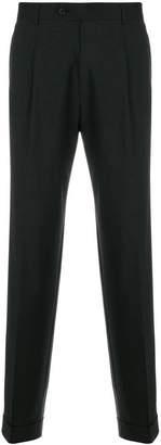 HUGO BOSS regular-fit trousers