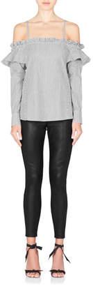 Rebecca Vallance Parker Frill Shirt
