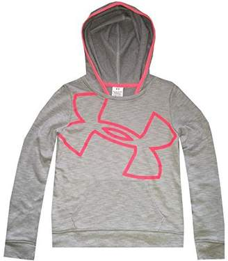 Under Armour Youth Girls Lightweight UA Varsity Hoodie (S, )