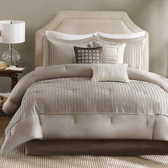 JCPenney Madison Park Channing 7-pc. Comforter Set