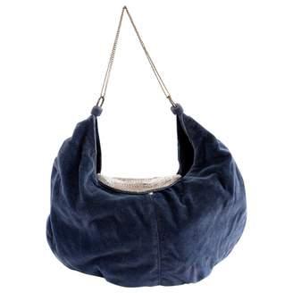 Tara Jarmon Velvet handbag