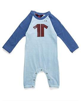 The Animals Observatory Owl Babies Pajamas (6-18 Months)