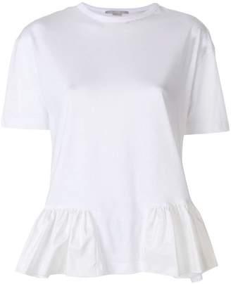 Stella McCartney ruffle trim T-shirt