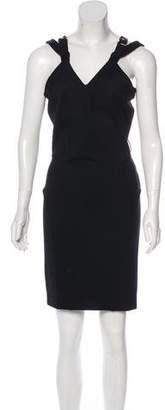 Gucci Knee-Length Sheath Dress