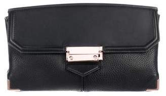Alexander Wang Grained Leather Clutch