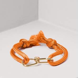 Annelise Michelson Wire cord bracelet