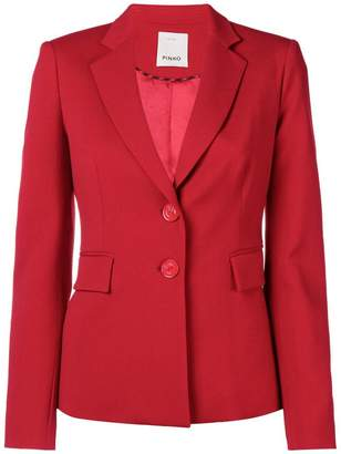 Pinko classic fitted blazer