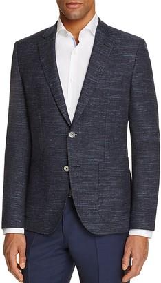 BOSS Hugo Boss Tweed Regular Fit Sport Coat - 100% Exclusive $645 thestylecure.com