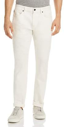 John Varvatos Bowery Slim Fit Jeans in White - 100% Exclusive