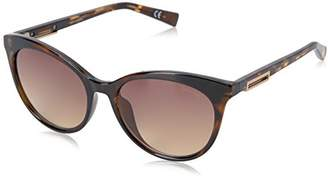 Calvin Klein Women's R731S Cateye Sunglasses