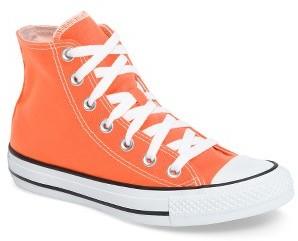 Women's Converse Chuck Taylor All Star Seasonal Hi Sneaker $59.95 thestylecure.com
