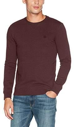 Benetton Men's L/s Sweater Sweatshirt,X-Large