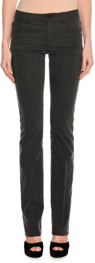 Tom Ford Washed Denim Boot-Cut Jeans