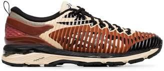 Asics x Kiko Kostadinov brown GEL Delva 1 sneakers