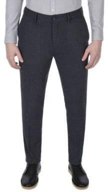 Ben Sherman Slim Micro-Texture Trouser