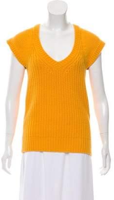 Derek Lam Knit V-Neck Sweater