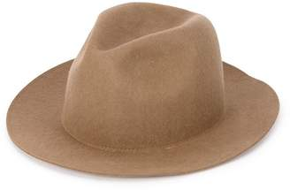 CA4LA wide brim hat