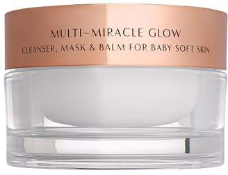 Charlotte Tilbury Multi-Miracle Glow Cleanser, Mask & Balm for Baby Soft Skin