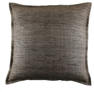 Ann Gish & The Art of Home Wild Silk Euro Pillow & The Art of Home