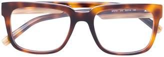 Salvatore Ferragamo Eyewear tortoiseshell effect eye glasses