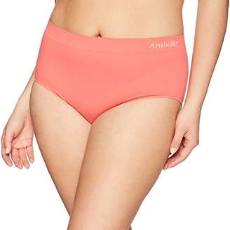 Arabella Women's Seamless Brief Panty