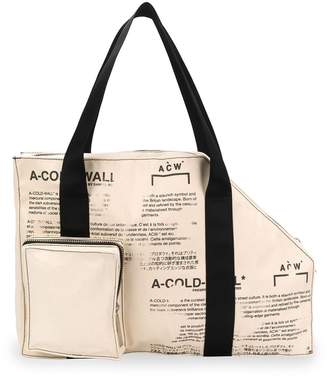 A-Cold-Wall* V2 tote bag