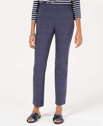 Charter Club Tummy-Control Pull-On Pants, Created for Macy's
