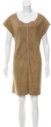 Jakett Suede Mini Dress w/ Tags