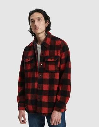 Levi's Sherpa Work Shirt